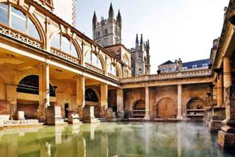 Abbey Hotel - Overnight Gourmet Bath break including meals - Save 0%