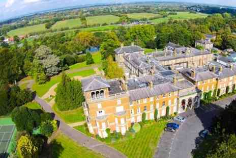 Oatlands Park Hotel - Classic or Deluxe Room for Two with Breakfast, Dinner and Option for Prosecco - Save 43%