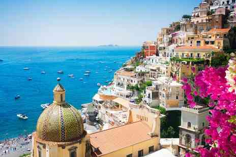 Wellbeing Tour Along Amalfi Coast - Dream Landscapes During Scenic Tour of Italy - Save 0%