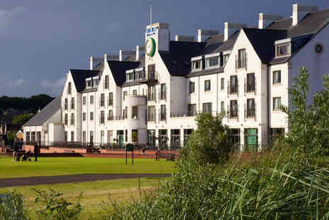 The Carnoustie Golf Hotel - One night stay with breakfast, spa access and £25 each towards food and drink - Save 20%