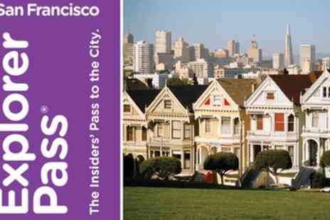Ceetiz - San Francisco Explorer Pass - Save 0%