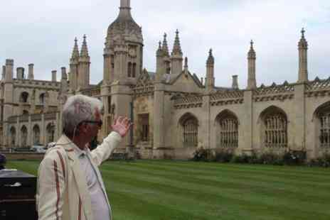 Guide and Peek Cambridge - Guide and Peek Historic Cambridge Walking Tour - Save 0%