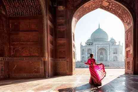 Golden Triangle Tour - Five Star Enchanting Indian Tour - Save 0%