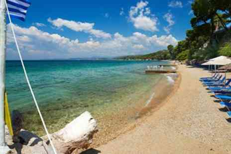 Inspired Luxury Escapes - Five star Greece week With flights and all meals - Save 0%