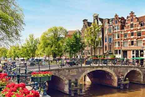 Jetline Holidays - Deluxe city break With canal cruise - Save 0%