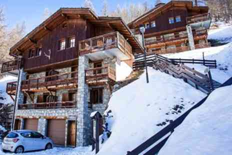 Alpine Elements - Tignes holiday With flights and transfers - Save 0%
