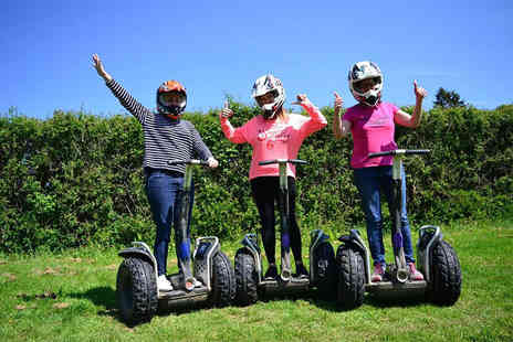 Segway Unleashed - Off Road Segway experience for one person - Save 69%