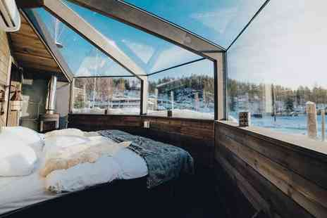 Luxury Winter Finland Spa - Connect with Nature in Utopian Finland - Save 13%