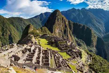 LUMLE HOLIDAYS - 11 Nights guided tour With flights and Machu Picchu - Save 0%