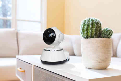 Magic Trends - Hd home security 360 camera And motion sensor or camera and 16Gb Sd card - Save 0%