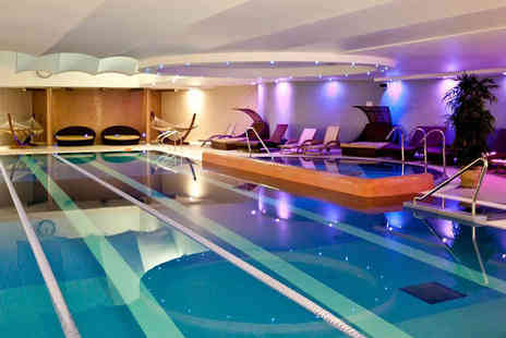 Bannatyne Spa - Deluxe Elemis spa package for two with three treatments each, facility access, a £5 voucher per person and spa product to take home - Save 65%