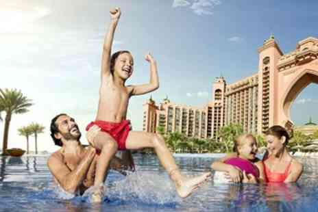 Value Added Travel - Five Star family of 4 holiday With flights and meals - Save 0%