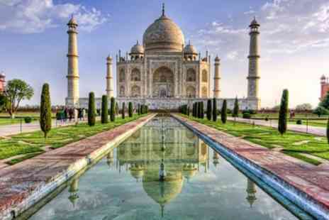 MCI Gets India - Four Star 6 or 7 Nights Golden Triangle and Ranthambore Tour or Premium Accommodation, Breakfasts and Transfers - Save 0%