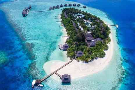 Adaaran Select Hudhuranfushi - Fourr Star Two Blissful All Inclusive Island Escapes - Save 0%