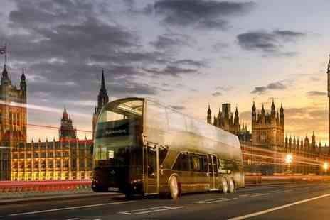Bustronome - Elegant Dining Experience on City Bus Tour for two - Save 31%
