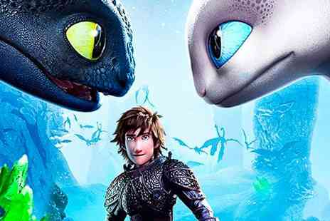 BFI - How to Train Your Dragon 3 Preview Screening, Director Dean DeBlois and Author Cressida Cowell - Save 20%