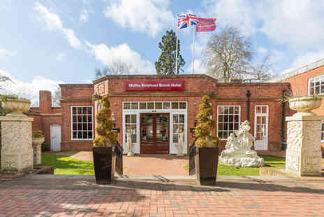 Muthu Belstead Brook Hotel - Overnight Suffolk spa break for two people with breakfast and a glass of Prosecco each - Save 35%