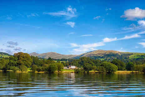 The Brown Horse Inn - Two nights Lake District mini break for two people with breakfast, cream tea, a bottle of house wine and a lake cruise - Save 0%