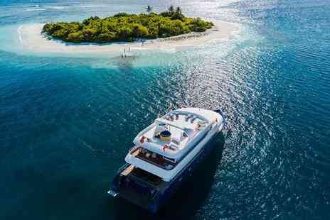 Maldives Cruise - Four Star Sun Soaked Paradise Cruise with Optional All Inclusive Villa Stay - Save 0%