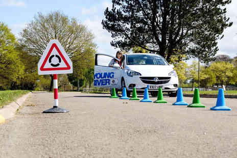 Young Driver Training - 30 minute young driver taster lesson or full 60 minute lesson - Save 0%