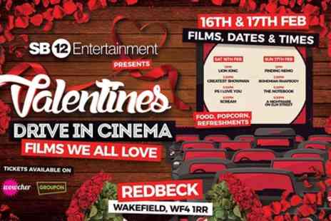 SB12 Entertainment - One car entry ticket to Drive In Cinema on 16 To 17 February - Save 13%