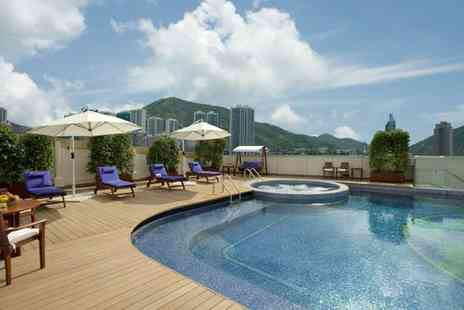 Regal Hongkong Hotel - Five Star Luxury and Design in the Heart of Causeway Bay - Save 20%