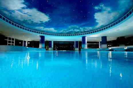 Celtic Manor Resort - Five Star Award Winning Spa with Fine Dining for two - Save 72%