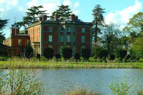 Netley Hall Estate - Two nights self catered cottage stay for two people - Save 63%