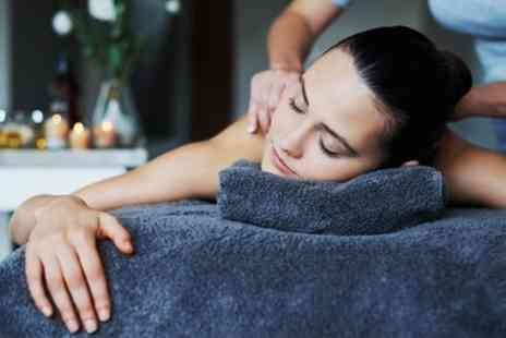 Eastern Buddha Treatments - Choice of Massage or Express Facial with Back and Indian Head Massage - Save 40%