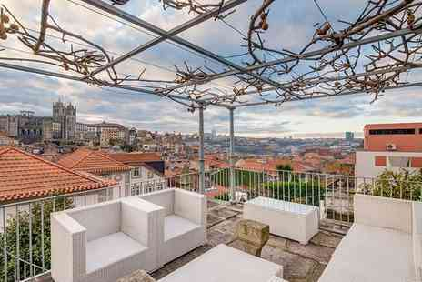 Flores Village Hotel And Spa - Four Star Boutique Apartment Stay in Stunning Porto for two - Save 50%
