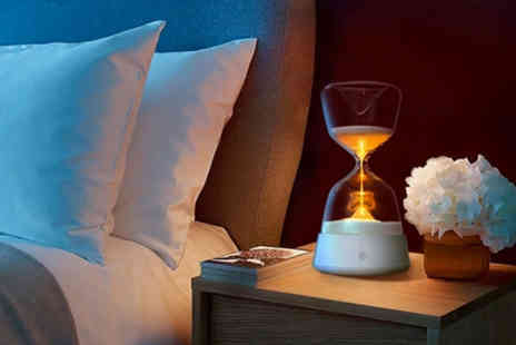 Yello Goods - Hourglass night light - Save 68%