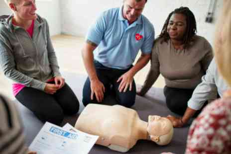 International Open Academy - Online Cpr and first aid course - Save 84%