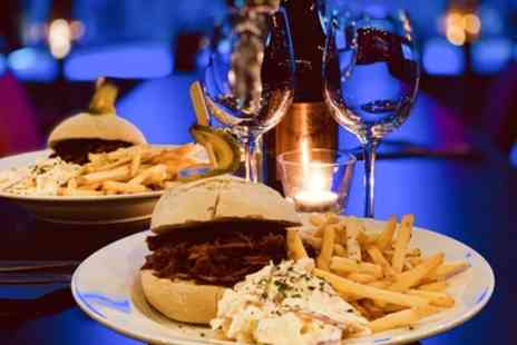 Komedia Brighton - Tickets to Krater Comedy Club with burger, fries and salad on 10 February To 30 June - Save 50%