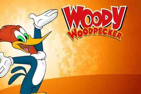 BFI - Woody Woodpecker A Celebration - Save 20%