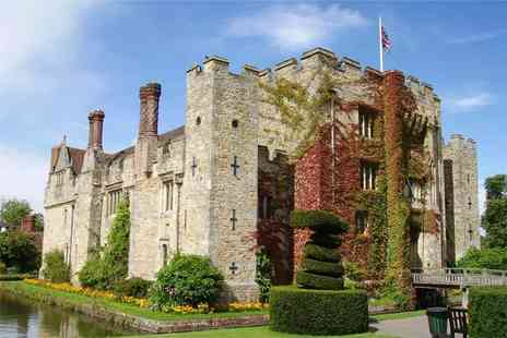 Hever Hotel - Afternoon tea with a glass of Prosecco each for two - Save 42%