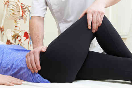 KK Training - Osteopathic consultation and your choice of 40 minute treatment - Save 75%