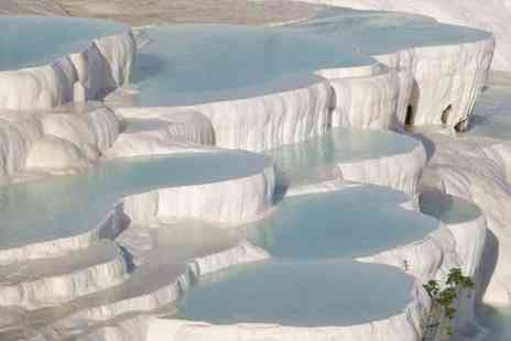 Arbek Travel - Ephesus and Pamukkale 2 Day Trip From Bodrum - Save 0%