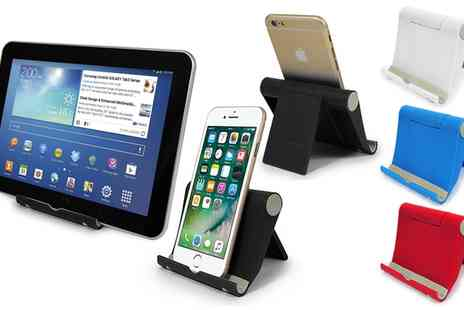 Groupon Goods Global GmbH - Universal Tablet or Phone Stand Holder - Save 90%