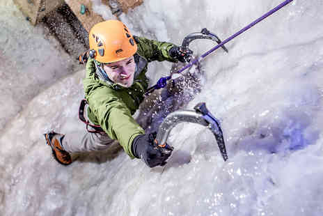 Virgin Experience Days - Ice Climbing for Two - Save 0%