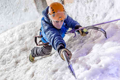 Virgin Experience Days - Ice Climbing - Save 0%