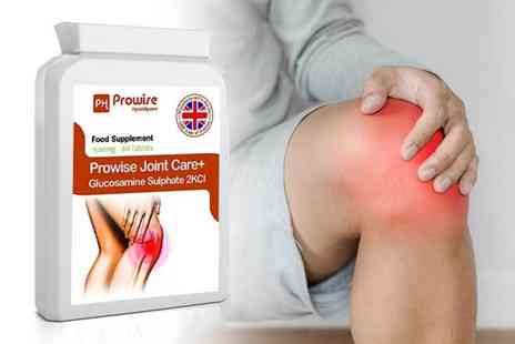 Prowise - Two month supply of Prowise Joint Care Plus supplements - Save 0%