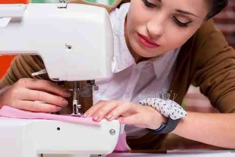 Didaction - Online sewing course with option of a personal tutor - Save 89%