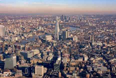 VVB Aviation Services - Helicopter Sightseeing Tour of London for One or Two - Save 22%