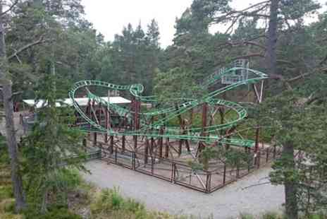 Landmark Forest Adventure Park - Landmark Forest Adventure Park Admission Ticket - Save 0%