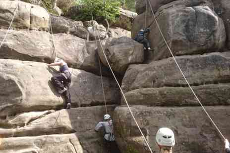 Extreme Ventures - Climbing Experience for 2 People - Save 0%