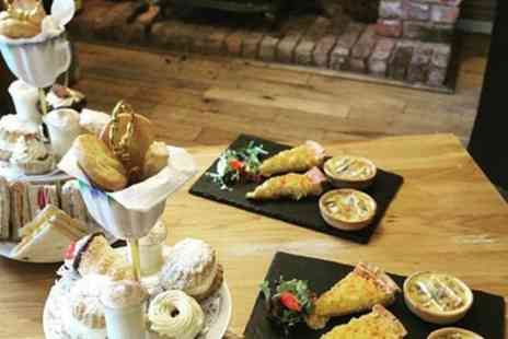 The Stainton Inn and Tearooms - Afternoon Tea for Two - Save 35%