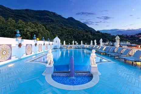 Relais & Chateaux Terme Manzi Hotel - Five Star Elegant Spa Break with Gourmet Dining - Save 77%