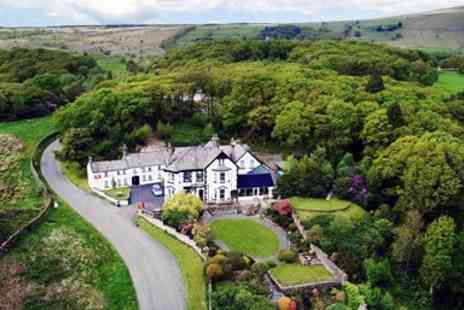 Low Wood Hall - Lake District getaway with breakfast and wine - Save 0%
