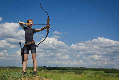 Herrings Green Activity Farm - Three hour field sports experience for one person - Save 0%