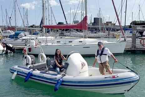 Bacchus Yachting Sea School - Rya Powerboat Course Level 2 for Up to Three - Save 38%